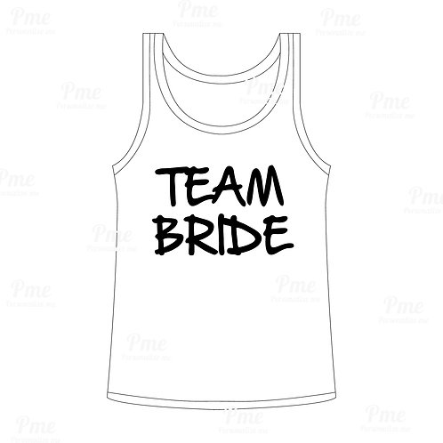 Regata Team Bride