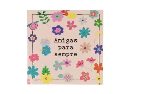 Livro presente - Flores mantras