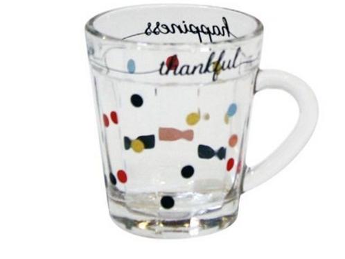 Xícara de café 90ml - Vidro