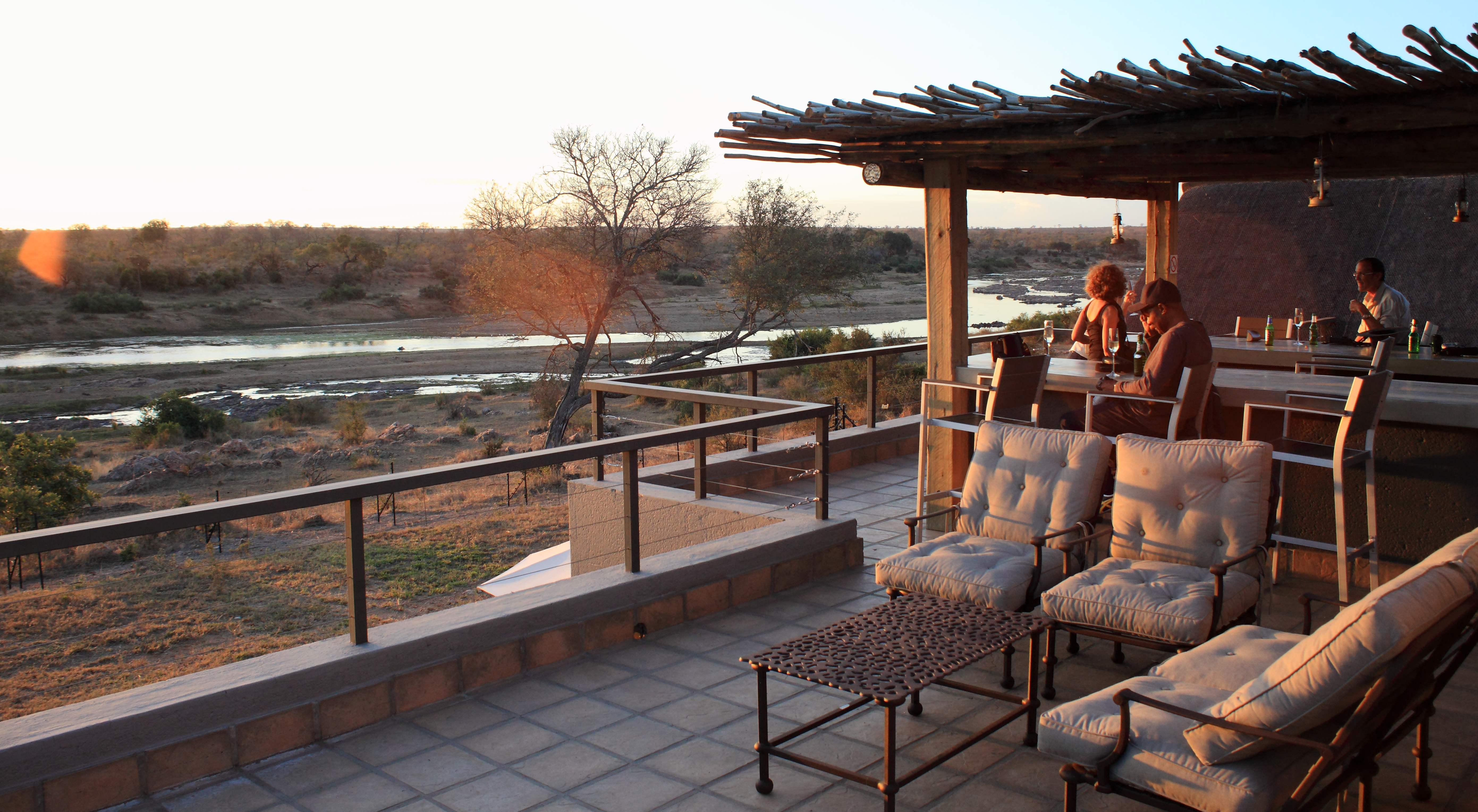 Mjejane Reserve - Wild Viewing Deck