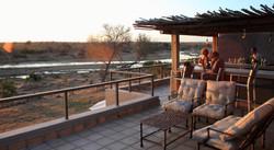 Mjejane Reserve - Wild Viewing Deck