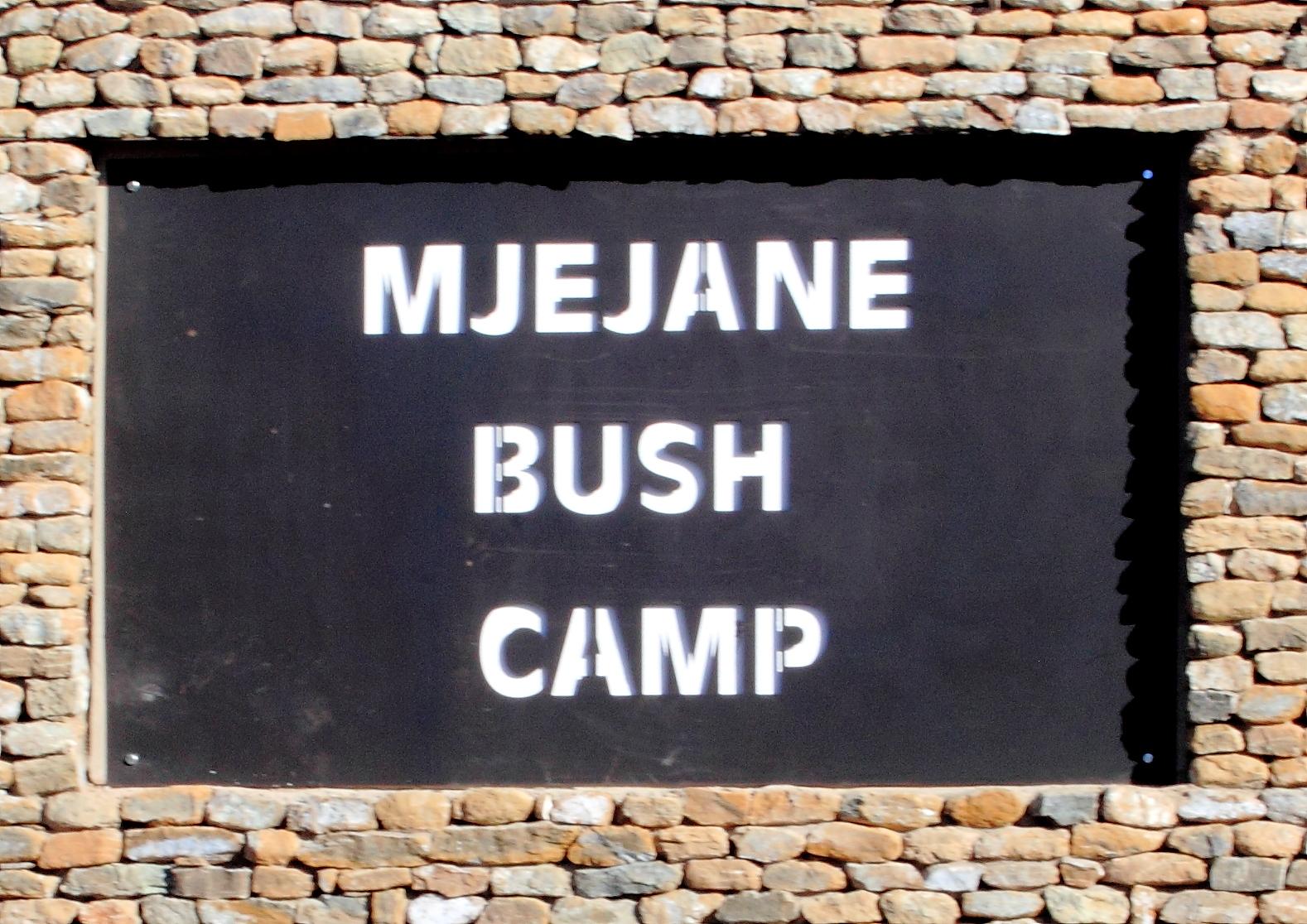 Mjejane Game Reserve