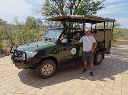 Mjejane Reserve - Safari Time