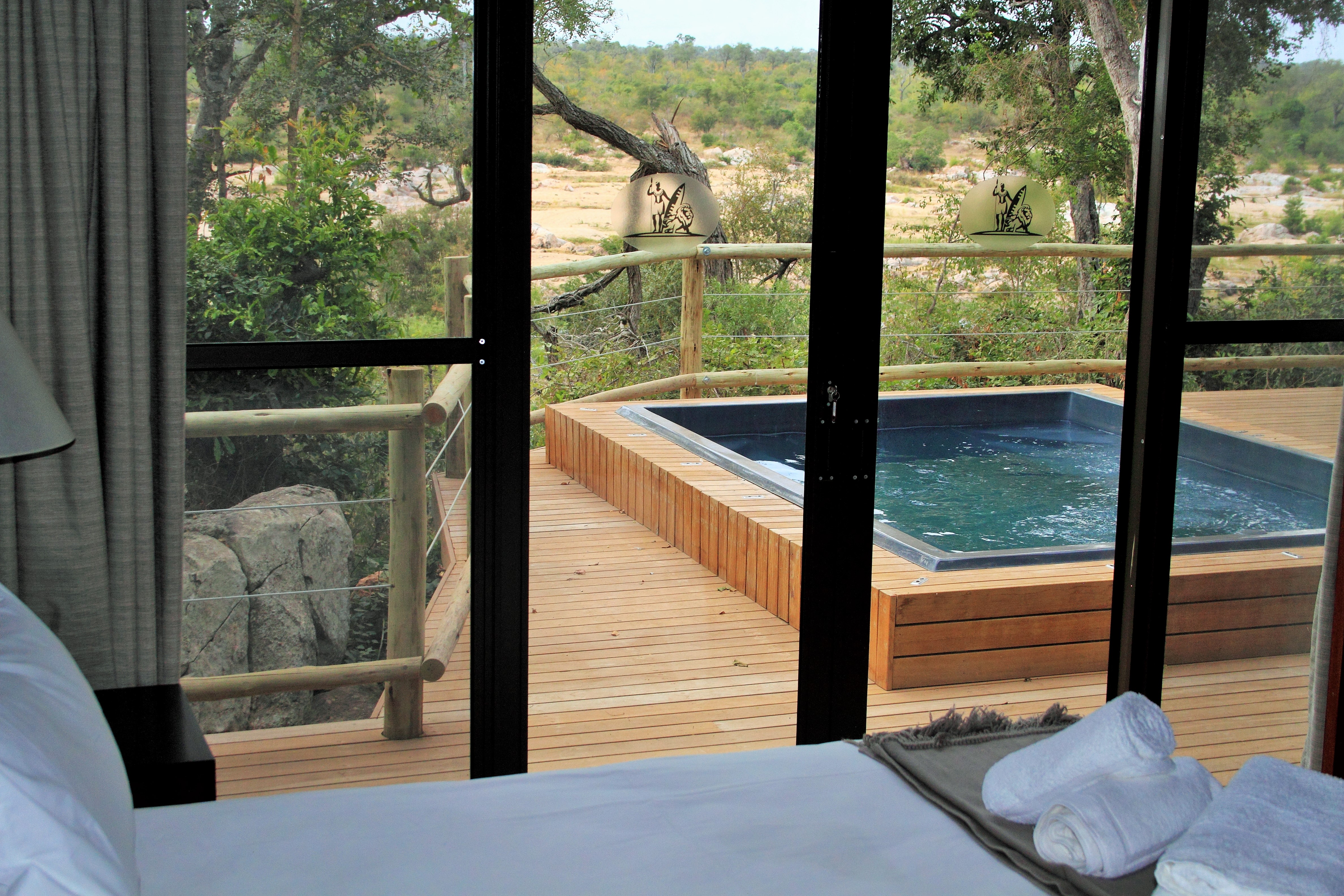 Mjejane Game Reserve - Pool & River