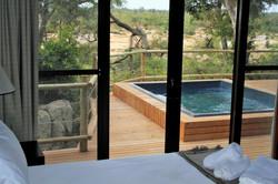 Mjejane Game Reserve - Pool & River