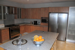 Mjejane Reserve - Kitchen