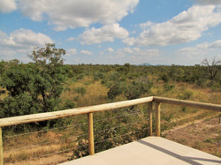 Mjejane Game Reserve - Outside Patio