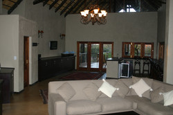 Family Room with Pub in Black Rhino