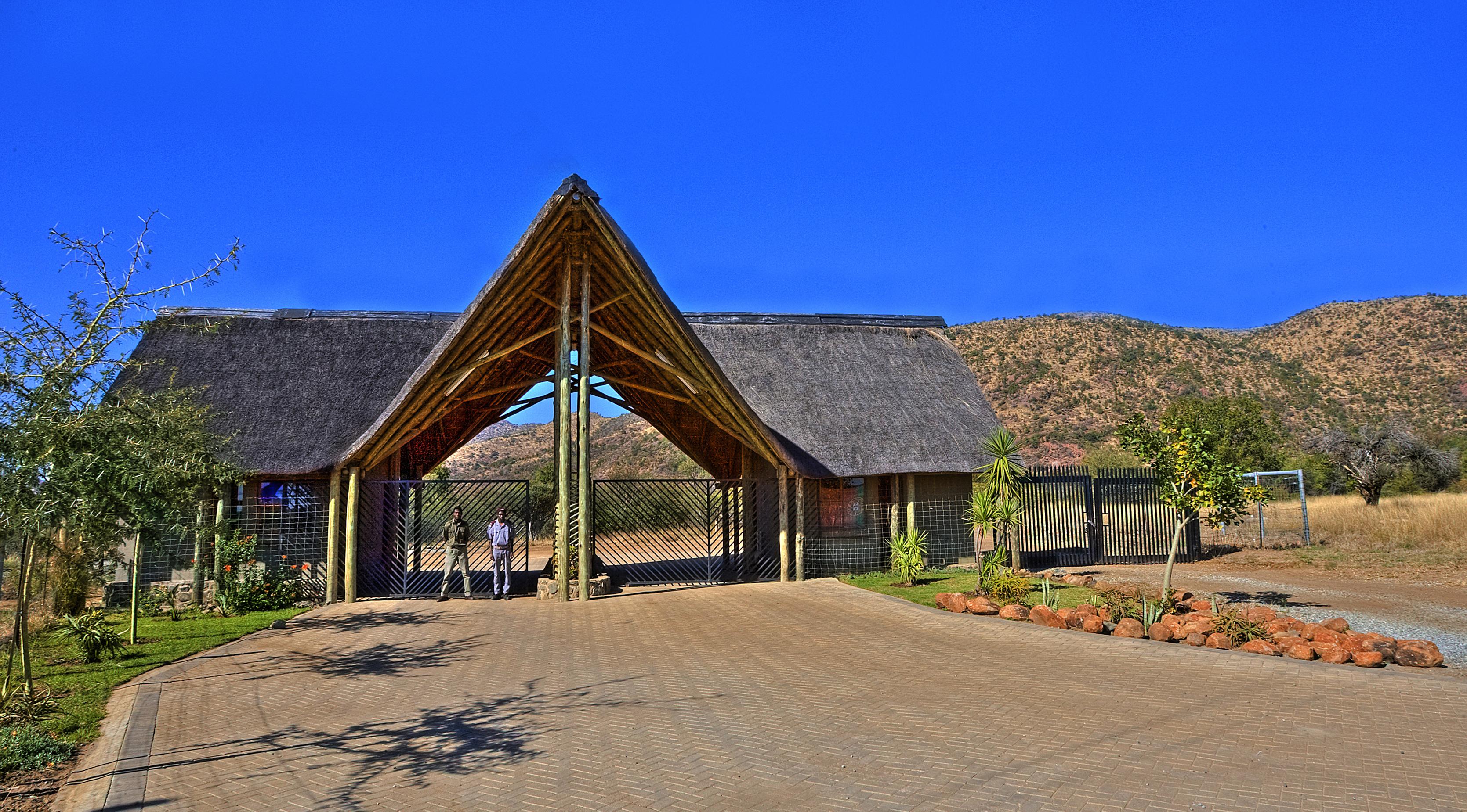 Black Rhino Main Gate
