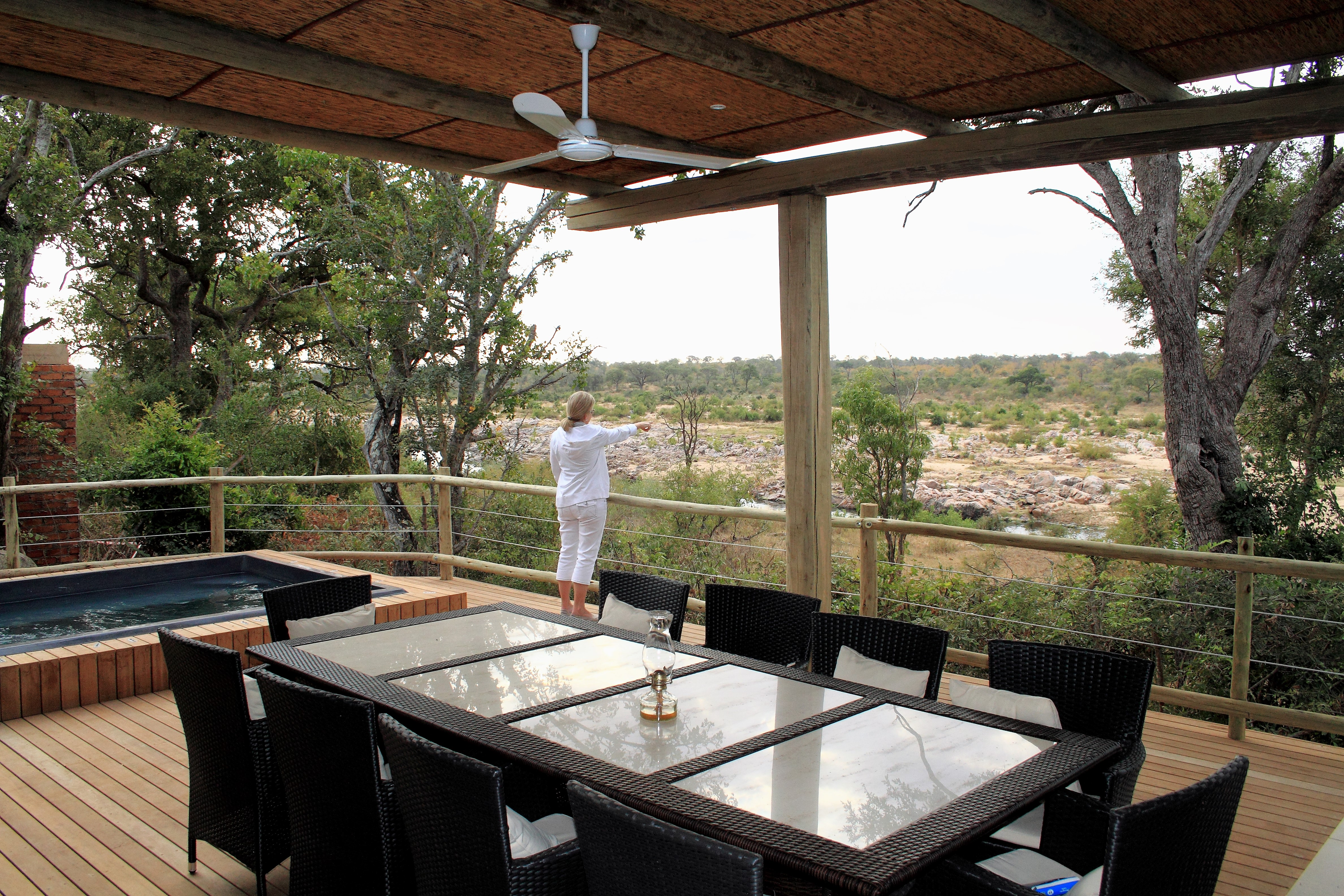 Mjejane Game Reserve - Big 5 View
