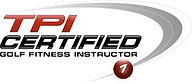 TPI Certifed Golf Fitness Professional