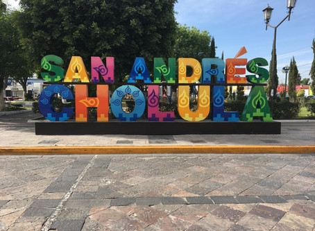 A Long Weekend in Mexico City and Puebla: Part II