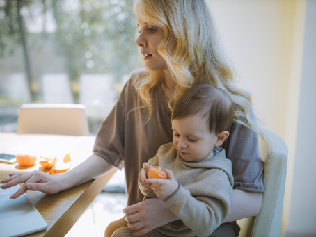 Is a Work-Life Balance Really Possible as a Mompreneur?