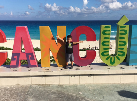 6 Ways to Conquer Cancún with A Toddler