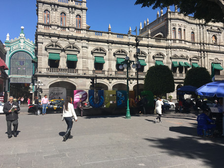 A Long Weekend in Mexico City and Puebla: Part III