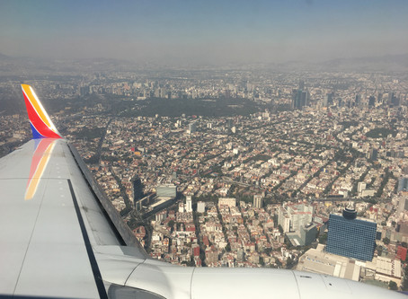 A Long Weekend in Mexico City and Puebla: Part I