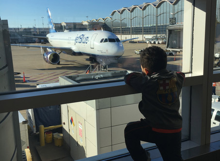 Traveling with a Toddler Part I: Survival Tips