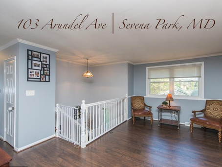 Severn Heights Home-Sweet-Home - 103 Arundel Ave, Severna Park, MD - $410,000