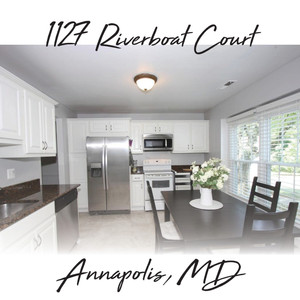 Charming Broadneck Townhome - 1127 Riverboat Ct, Annapolis, MD - $275,000