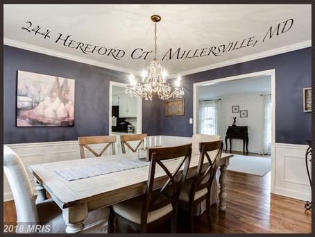 Kilmarnock Colonial- 244 Hereford Ct, Millersville, MD - $765,000