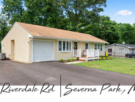 Beautifully Updated Rancher  - 266 Riverdale Rd, Severna Park, MD - $310,000