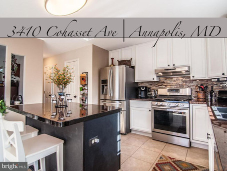 Contemporary by the Chesapeake - 3410 Cohasset Ave, Annapolis, MD - $489,900
