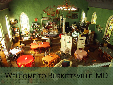 Burkittsville, MD - Welcome to Our Town!