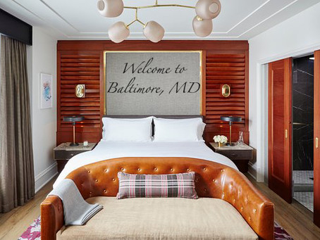 Baltimore, MD - Welcome to Our Town!