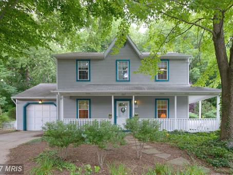 Blackwalnut Cove Colonial - 1203 Blackwalnut Lane, Annapolis, MD - $425,000