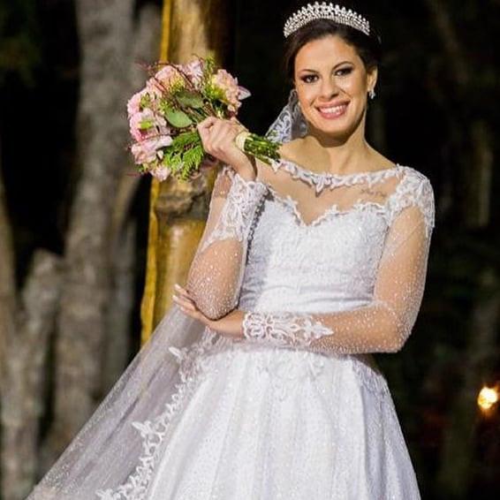 O vestido da noiva precisa refletir sua