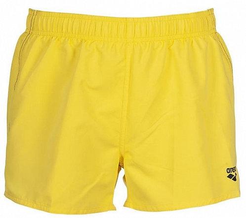 Желтые шорты Arena Fundamentals X-Short