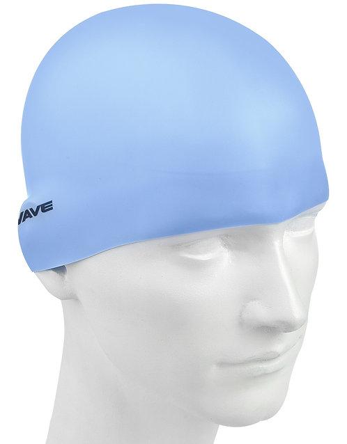 Шапочка для плавания Mad Wave Silicone cap PASTEL