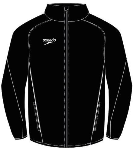 Куртка для тренировок Speedo Track Jacket black