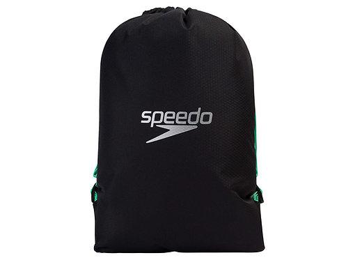Сумка-мешок Speedo POOL BAG AU BLACK/GREEN
