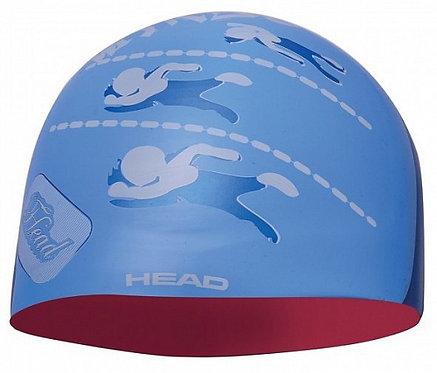 Шапочка для плавания Head Silicone Sketch