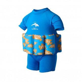 Купальник - поплавок Konfidence Floatsuit Clownfish 4-5 лет