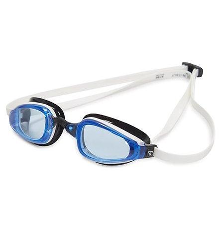 Очки для плавания Michael Phelps  K180 WH/BLK L/LB