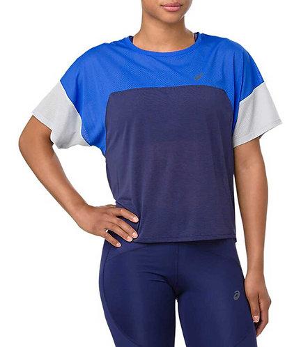 Женская футболка для бега Asics Style Top синяя