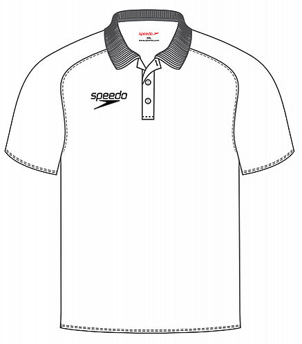Футболка-поло Speedo Dry Polo Shirt white