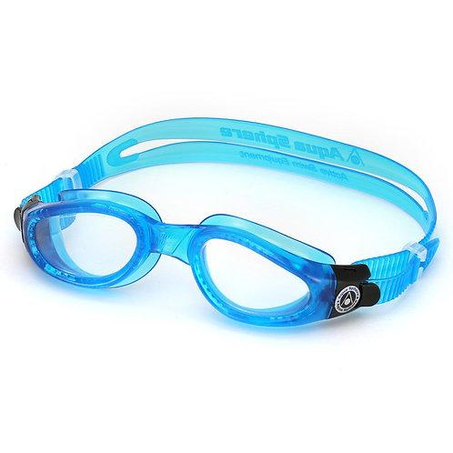 Очки для плавания Aqua Sphere Kaiman BL/CL L/MR