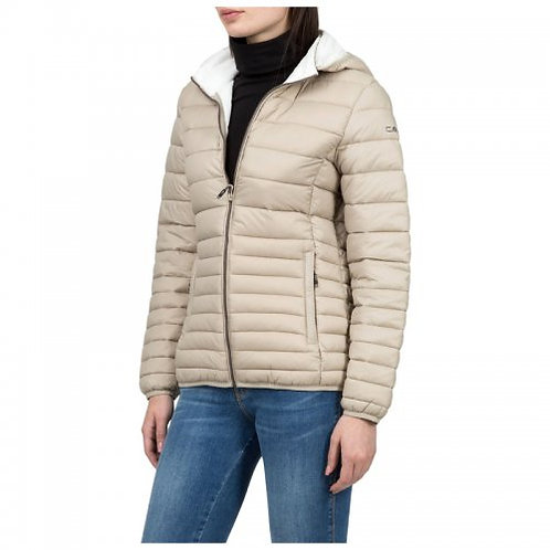 Куртка CMP WOMAN JACKET ZIP HOOD