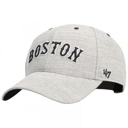 Кепка 47 Brand STORM CLOUD SCRIPT BOSTON