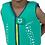 Thumbnail: Жилет для плавания Speedo Croc Printed Float Vest