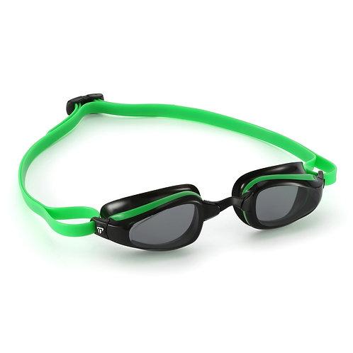 Очки для плавания Michael Phelps K180 GN/BLK L/DK