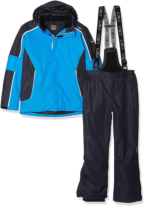 Детский лыжный костюм CMP Komplet Campagnolo Kids