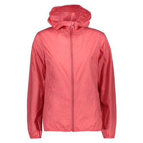 Куртка CMP Casaco Fix Hood Coral Melange