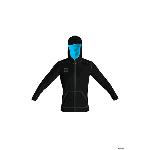кофта arena M ESSENTIAL HOODED F/Z JACKET