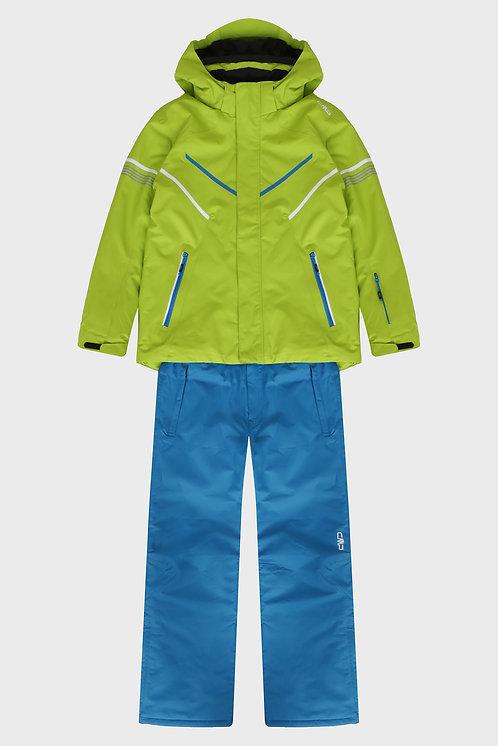 Детский лыжный костюм CMP BOY SET JACKET+PANT