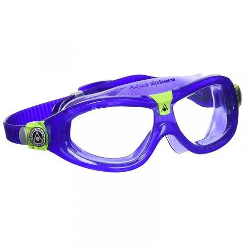 Очки для плавания Aqua Sphere SEAL KID2 VIOLET L/CL