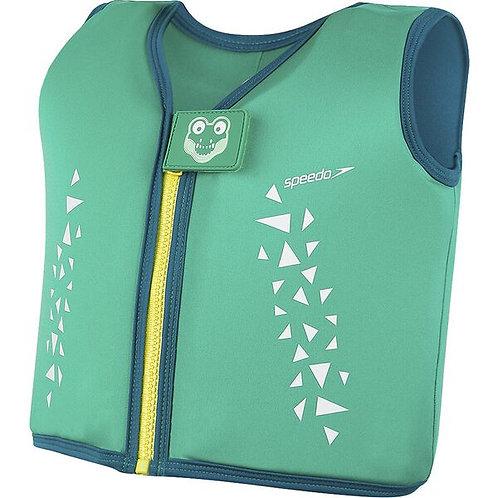 Жилет для плавания Speedo Croc Printed Float Vest